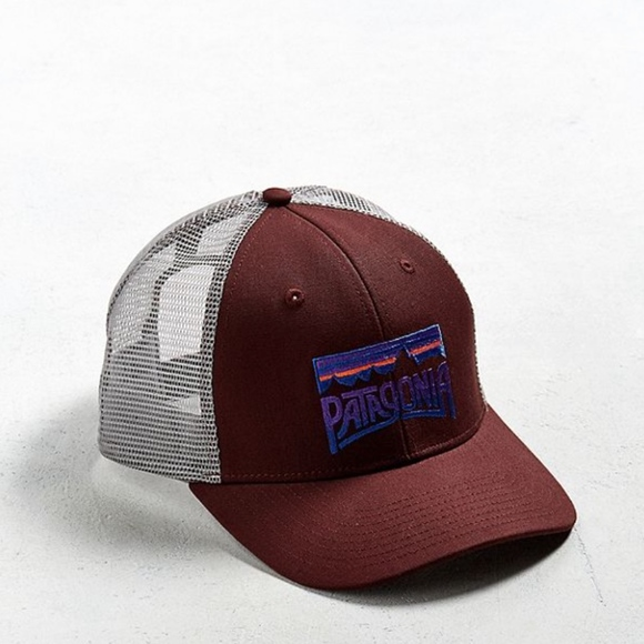 812934de1b9 Patagonia Fitz Roy Frostbite Trucker Hat